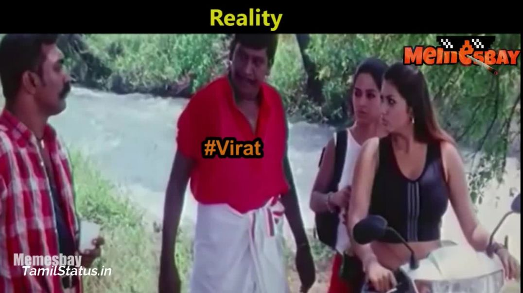 IPL Team Troll - Expectation Vs Reality Whatsapp Video Status