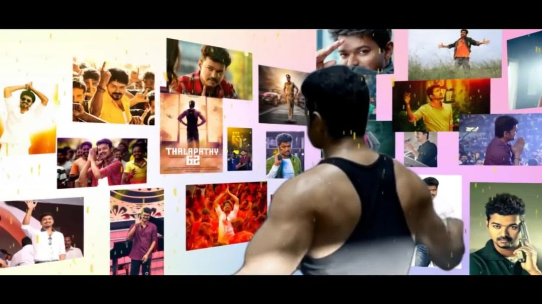 Vijay Birthday Special Mersal Version from Tamil Whatsapp Videos