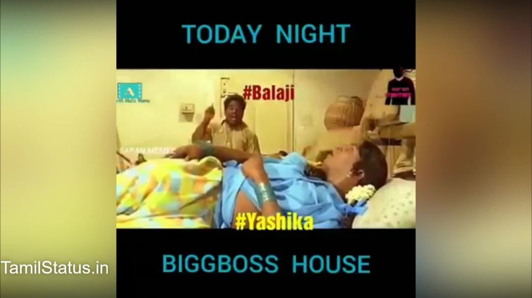Bigg Boss Troll Whatsapp Video Status in Vadivellu Version