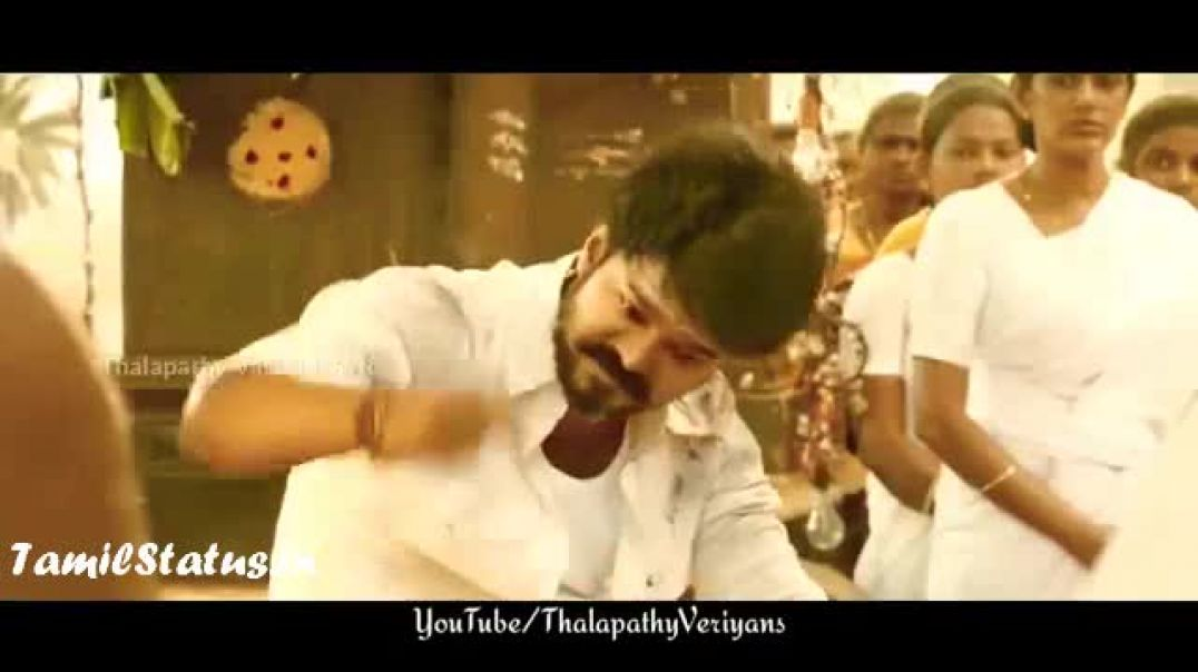 Thalapathy Birthday Special Mass Song Tamil Status