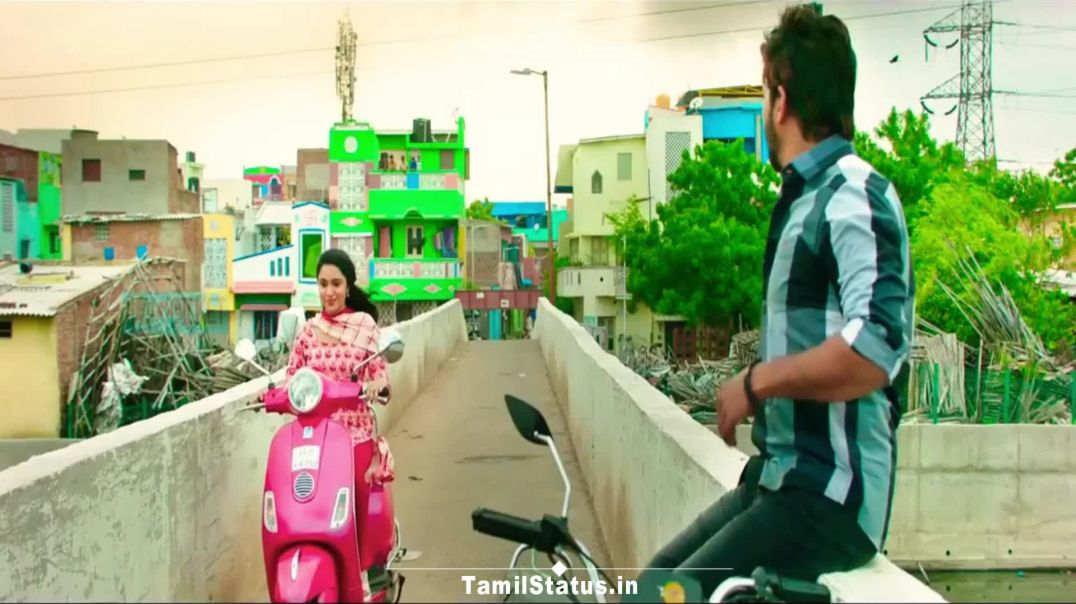 Tamil Love Status | Cute Love Dialogue | latest Tamil Movie | Download Status