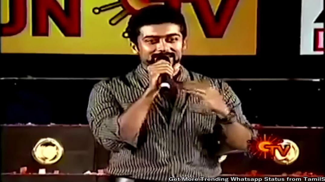 Surya Birthday Special Video for Fans | Tamil Status