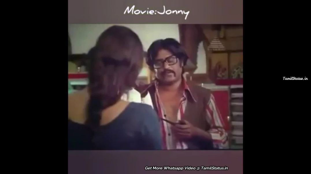 Rajini Awesome Dialogue Jonny Movie Download Whatsapp Tamil Status