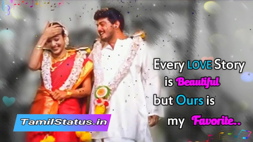 Ajith Instagram Status | Romance | Love Status in Tamil
