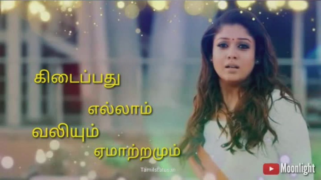Nayanthara Love Whatsapp Status Video In Tamil Download