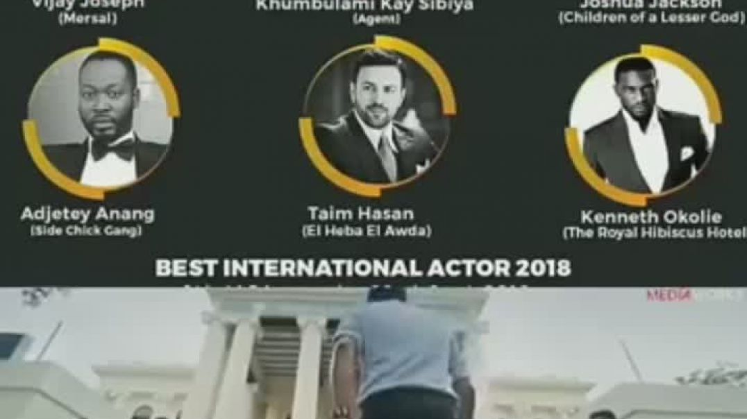 IARAA Best Actor Award Vijay WhatsApp Video Status