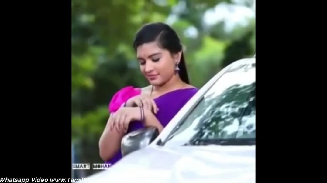 Sembaruthi Serial Adhithya Parvathy Cute Love Whatsapp Status | Tamil Status Download