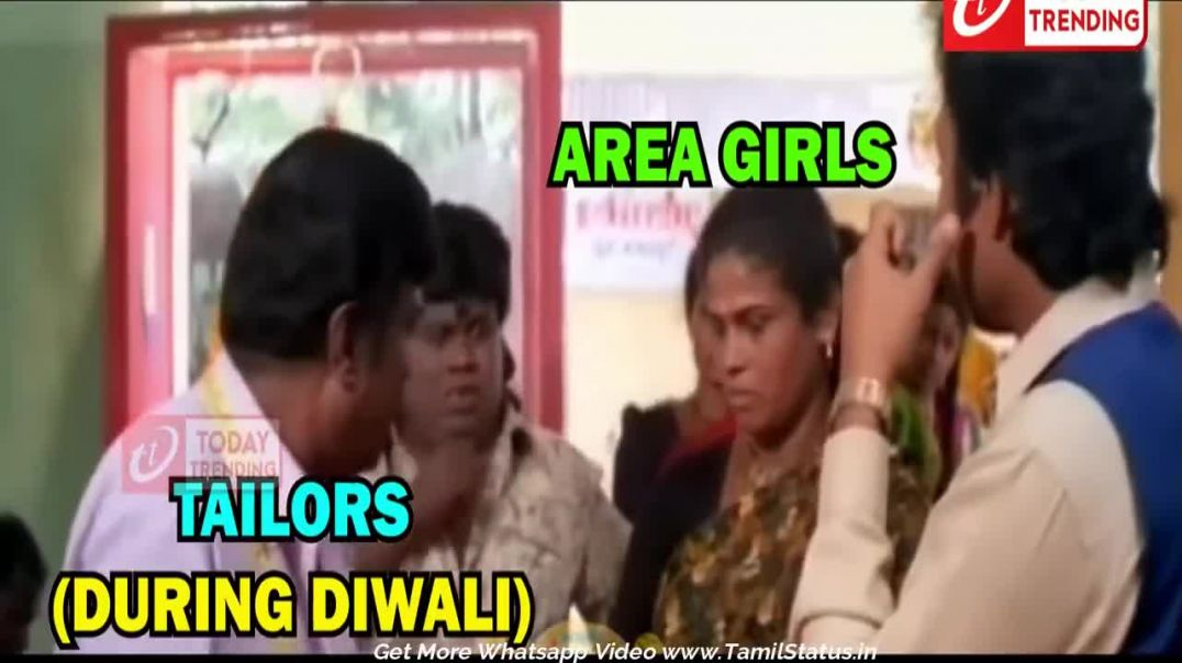 Funny Diwali Trolls | Tamil WhatsApp Status Video Download