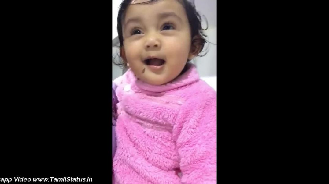 Very Cute Baby | Tamil WhatsApp Status Video Download