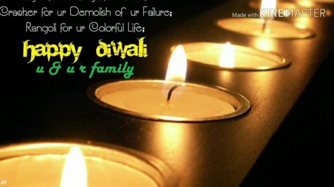 Tamil Status | Happy Diwali WhatsApp Status Video Download