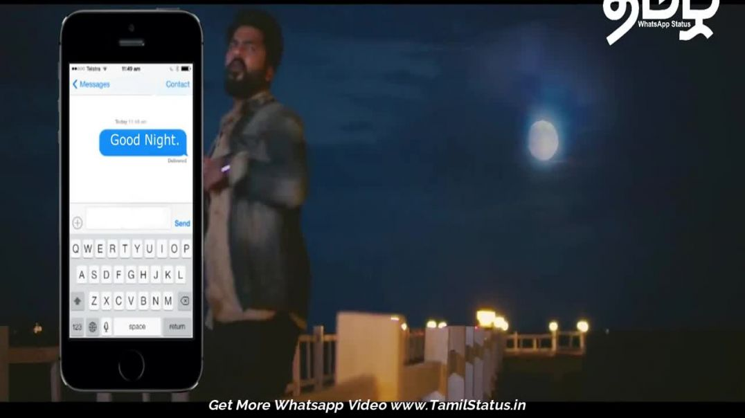 Good Night Status Video song Download | Tamil Status Download Whatsappp Video