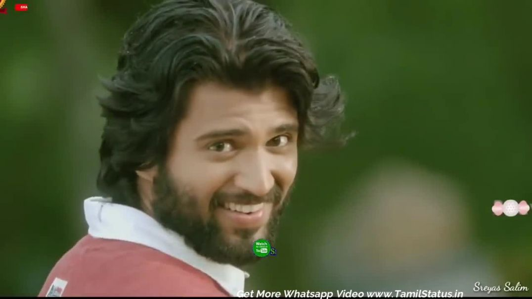 Vijay devarakonda Whatsapp Status Video | Tamil Status Video Free Download