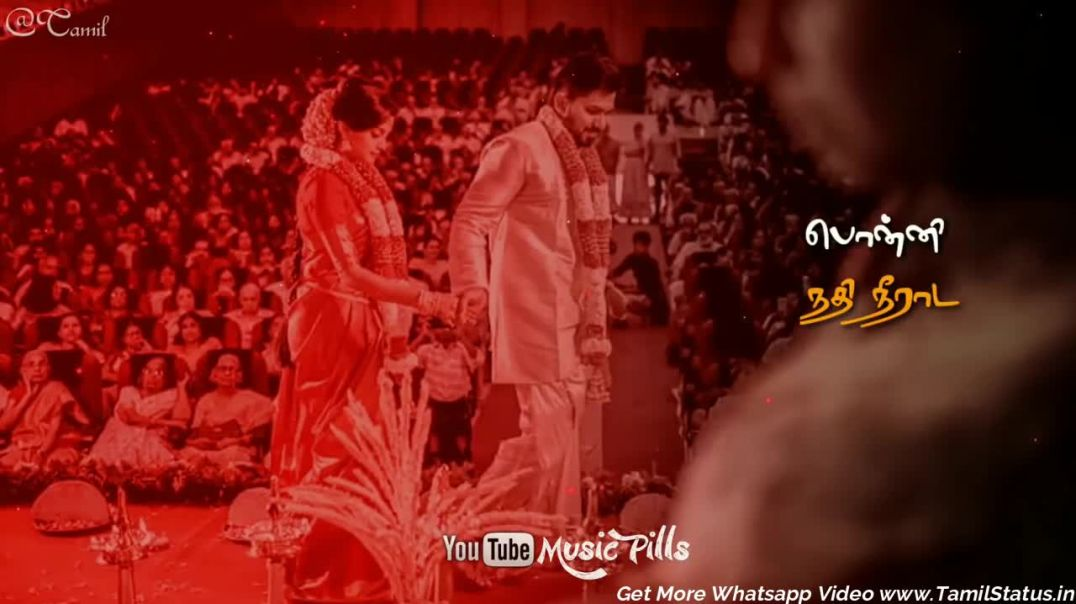 Wedding Day Special Tamil Song Whatsapp Status Download | Tamil Status Video Download Free MP4