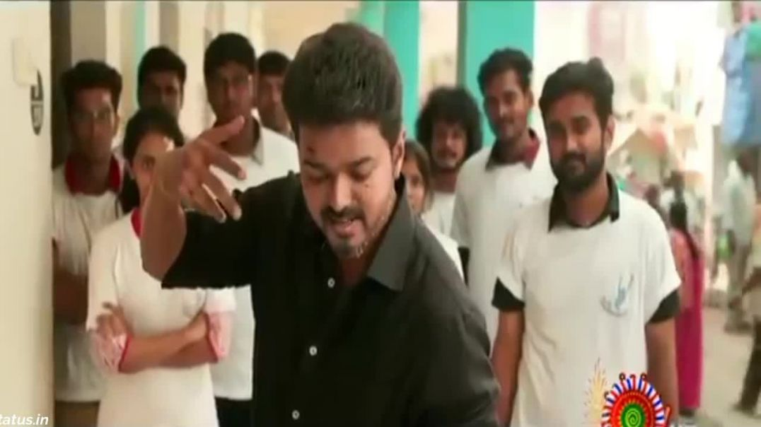 Vijay Sarkar Mass Whatsapp status | Tamil Status Video Download Free