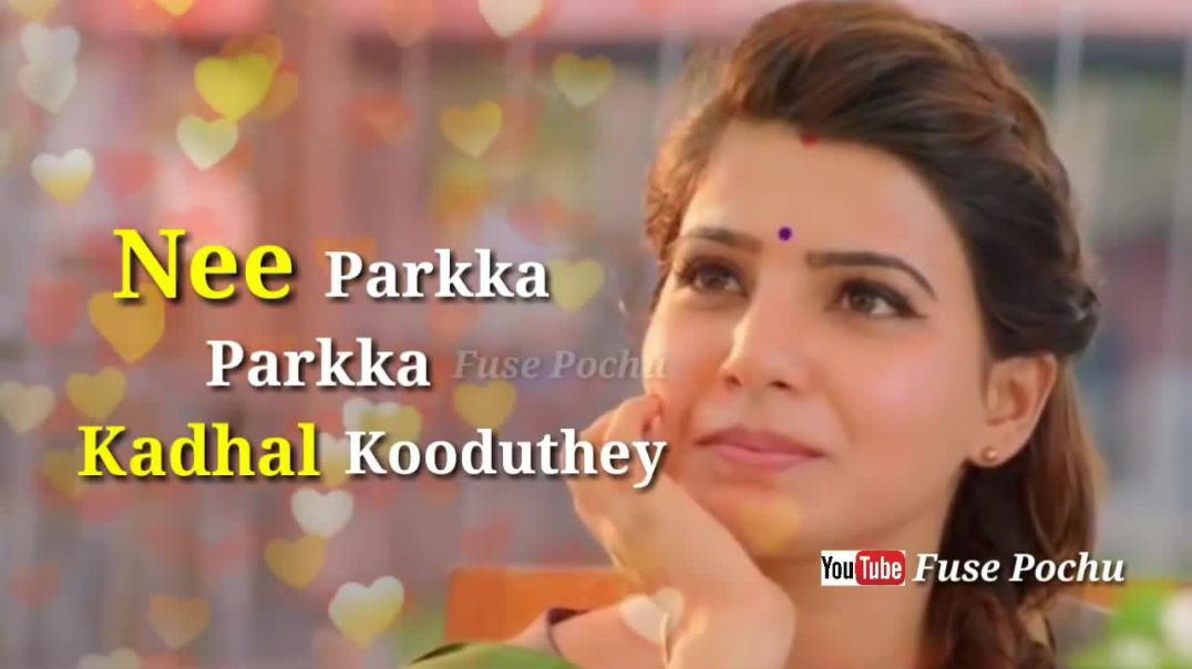 Download Vijay Samantha Love Status Videos, mp4 | Tamil Status Video Free Download
