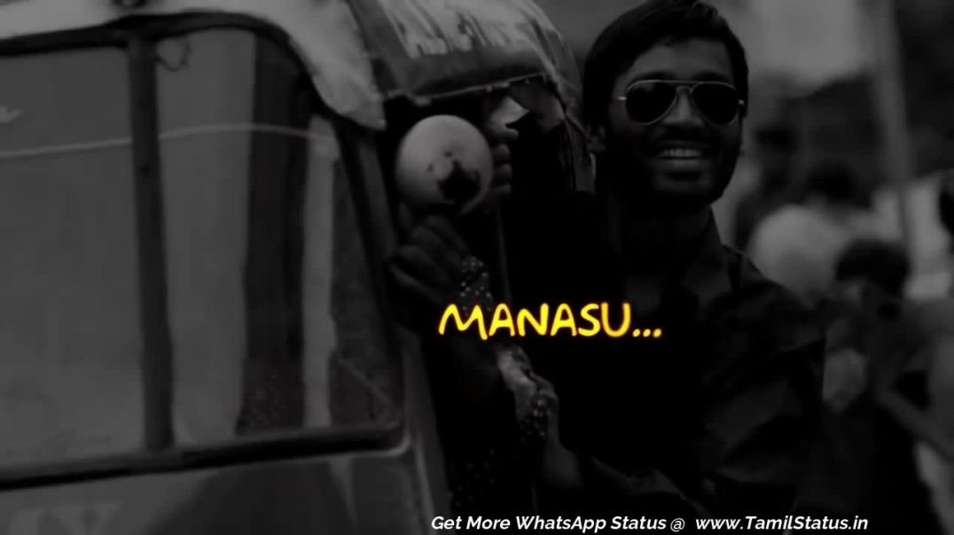 New Whatsapp Status Video Cut Songs Download in tamil | Dhanush Love Song Free Download