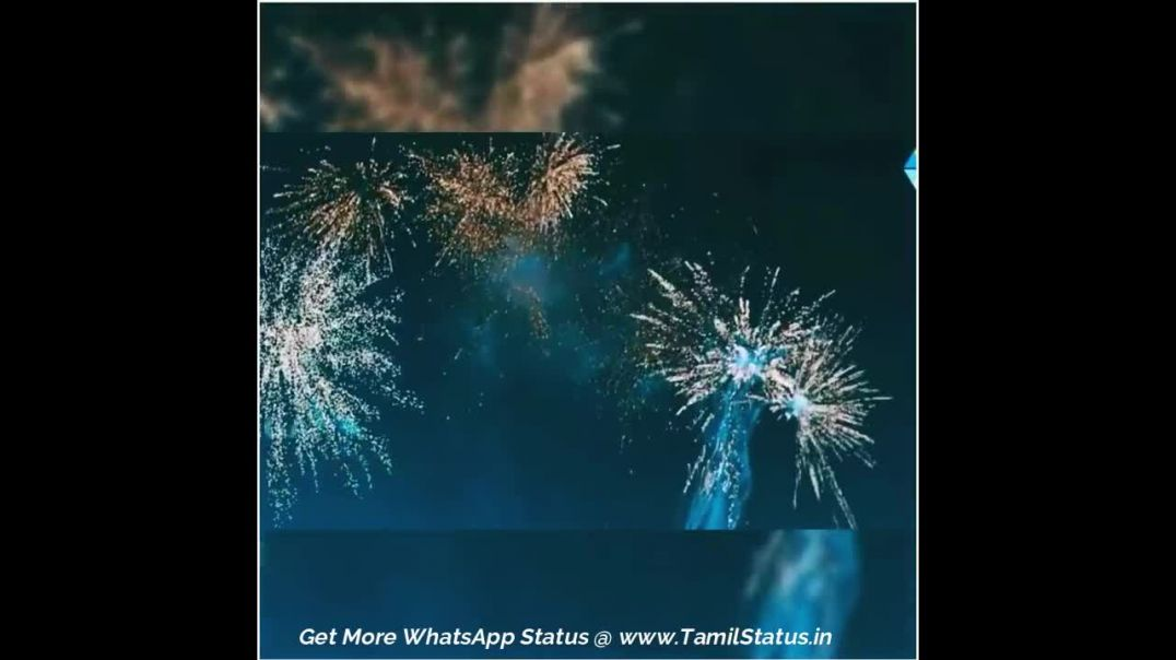 Happy New Year 2019 WhatsApp Status in tamil | Celebration Status