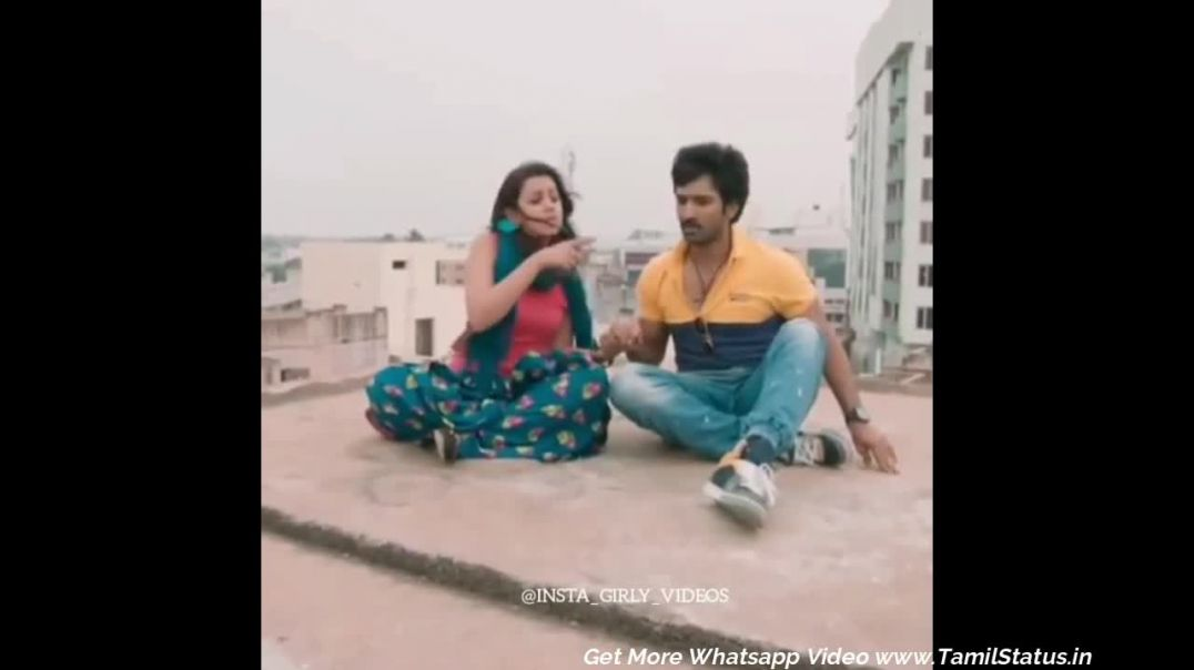 Tamil Cute Love Scenes For Whatsapp Status | Tamil status free Download
