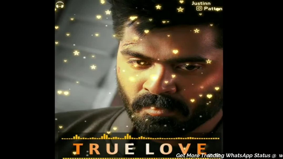 Simbu Love Failure song Whatsapp Status in Tamil download || Tamil status Download
