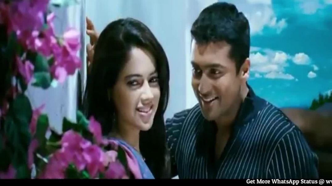 Surya love song whatsapp status (mp4 download) || Tamil status