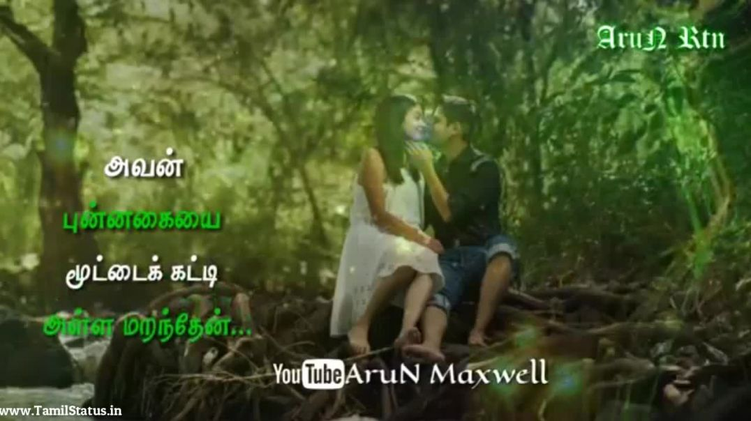 Girl love status in tamil download (whatsapp) || Tamil status