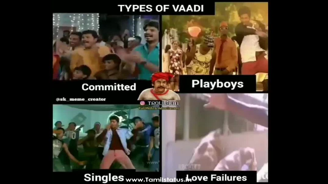 Funny whatsapp status in tamil videos download || Tamil status