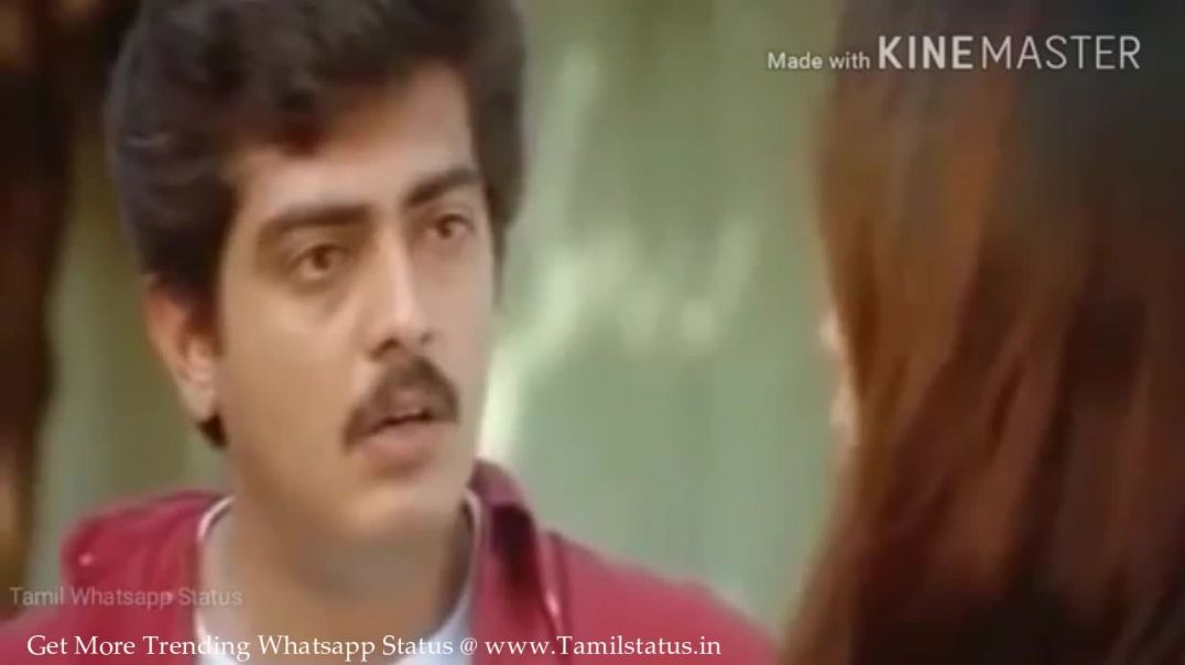 Ajith cute love scene download whatsapp status | Tamil status