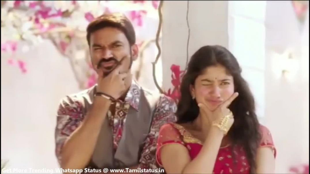 Maari 2 rowdy baby video song whatsapp status download || Tamil status