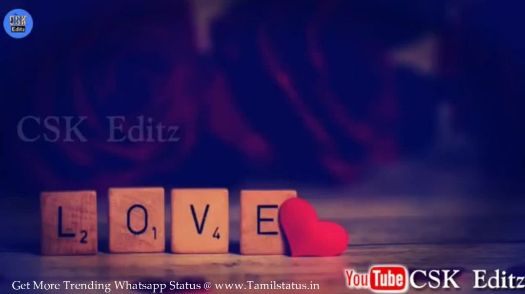Love proposal song for valentine day 2019 (whatsapp status) | Tamil status
