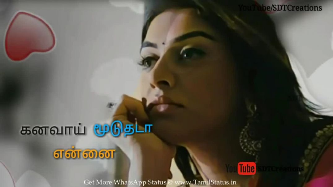 Girl love failure song whatsapp status in tamil download mp4 || tamil status