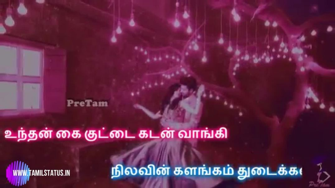 Best love song whatsapp video status in tamil || Tamil status