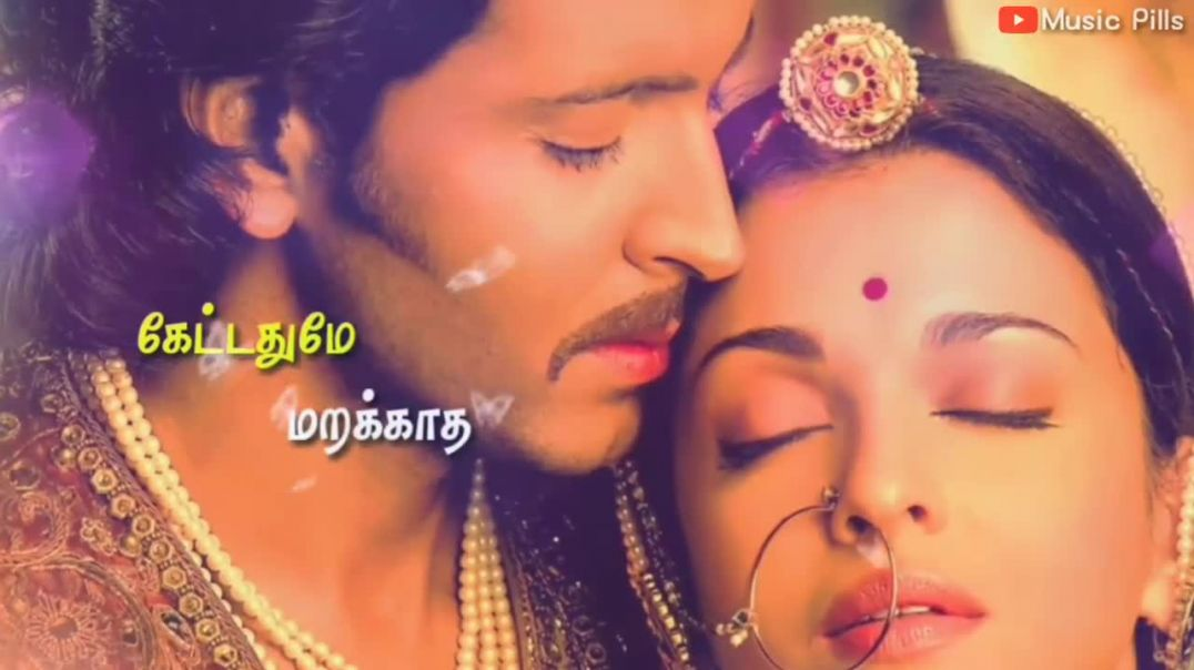 Jodha Akbar Cute Lines Whatsapp Video Status in Tamil || TamilStatus