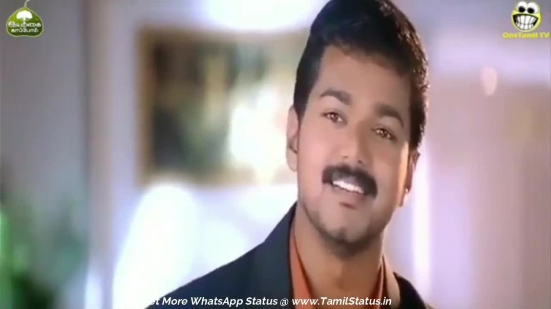 Vijay love dialogue status download || Tamil status download