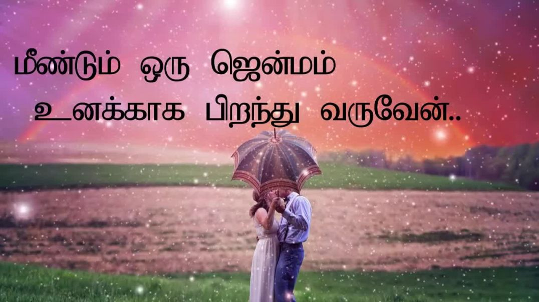 Whatsapp Tamil Video Status for Girls Love Feelings