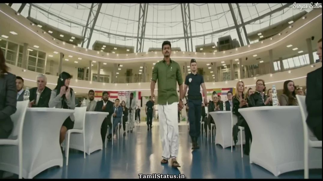 Vijay Mashup Whatsapp Video Status from Mersal | Tamil Status Download