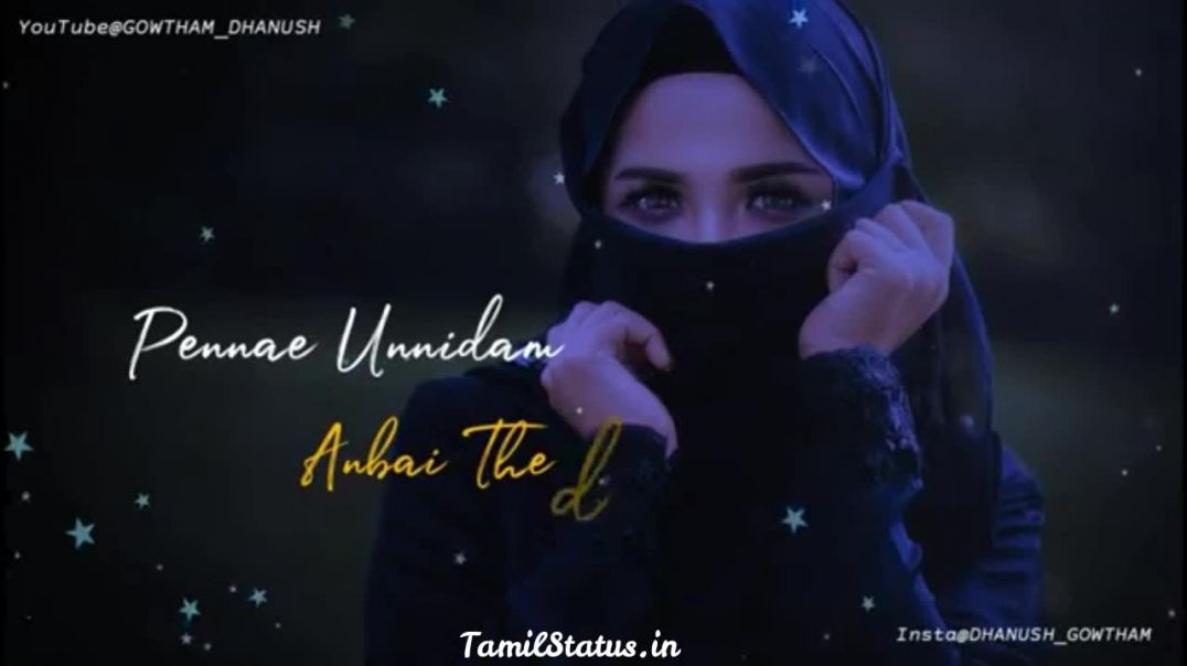 Best love song tamil whatsapp status || Tamil status free download
