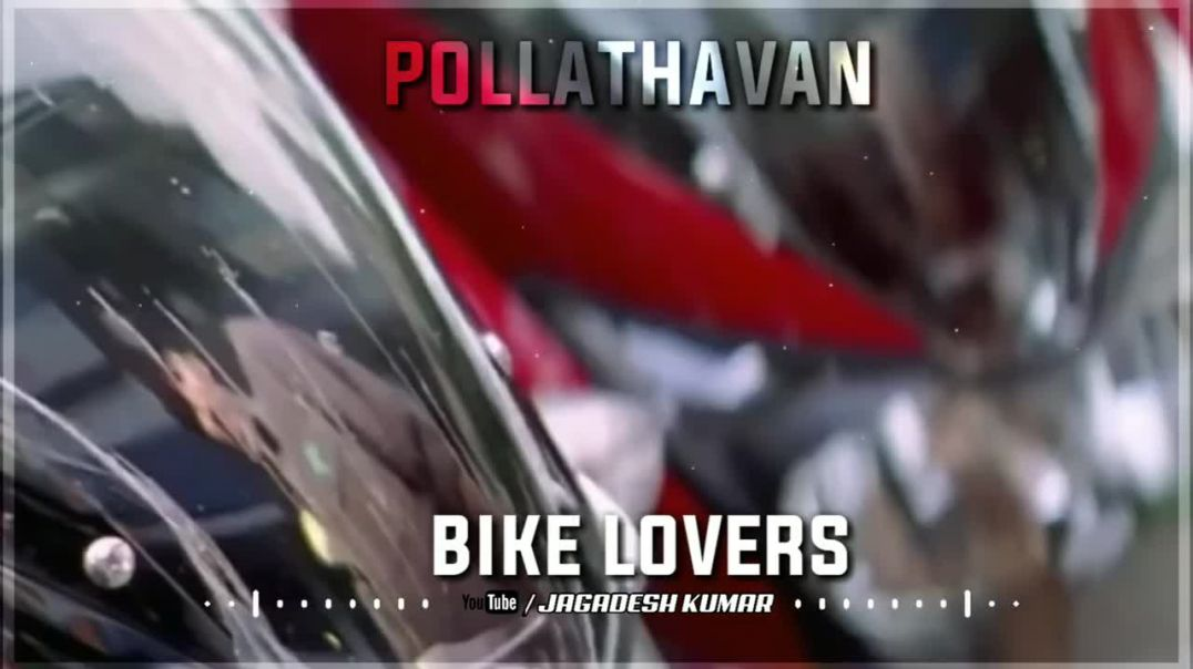 Dhanush Pollathavan Bike Status for whatsapp video profile Display Picture | Bike Love Status | Tami