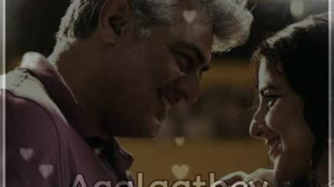 Agalaathey Song From Nerkonda Parvai Whatsapp Status - Tamil Status