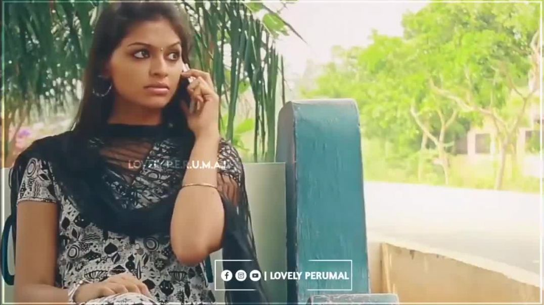 Sid Sriram Love Whatsapp Status of Nee Venum Naan Vazha | Tamil Video Cute Songs