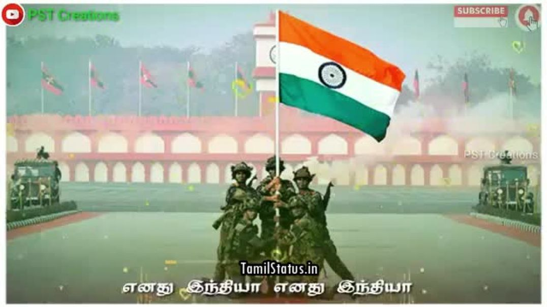 Vande Mataram Video Status Download for Happy Independence Day