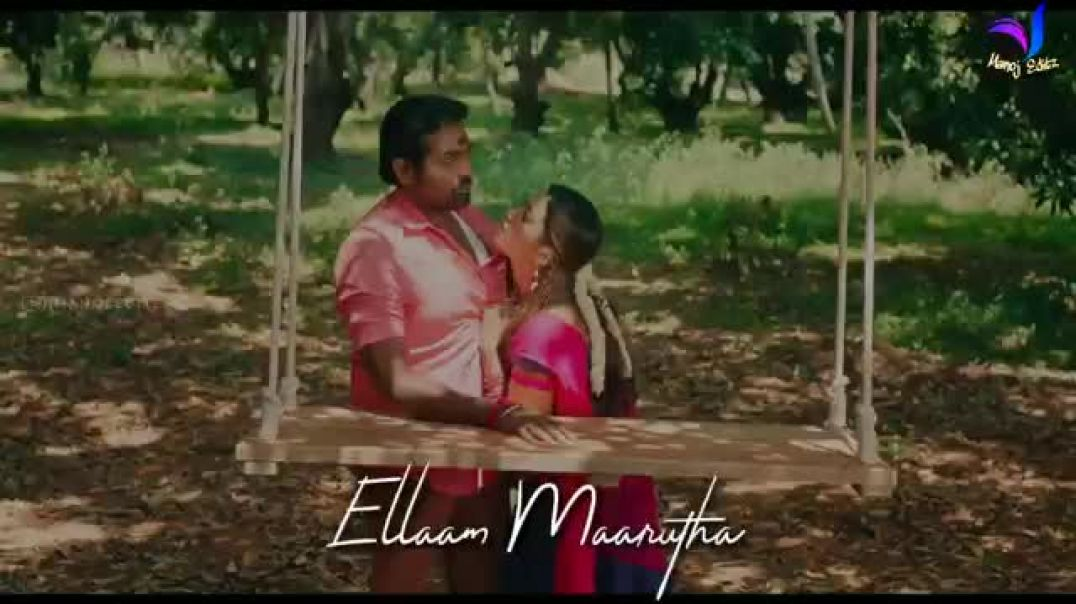 Sandakari Needhan Song from Sanga Tamizhan Whatsapp Status Tamil
