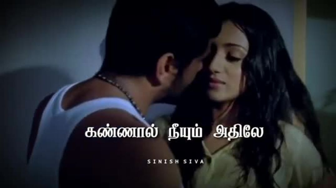 Romantic whatsapp status video || Enadhuyire enadhuyire || Tamil Status
