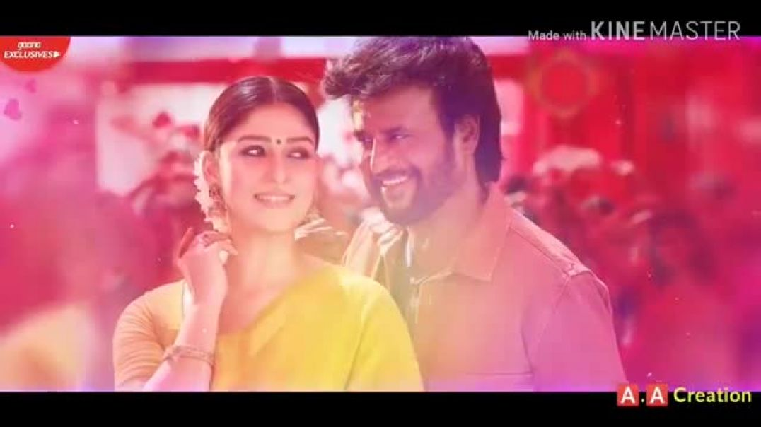 Darbar Tharam Maara Song Status | New Tamil Status | Rajini Video Status