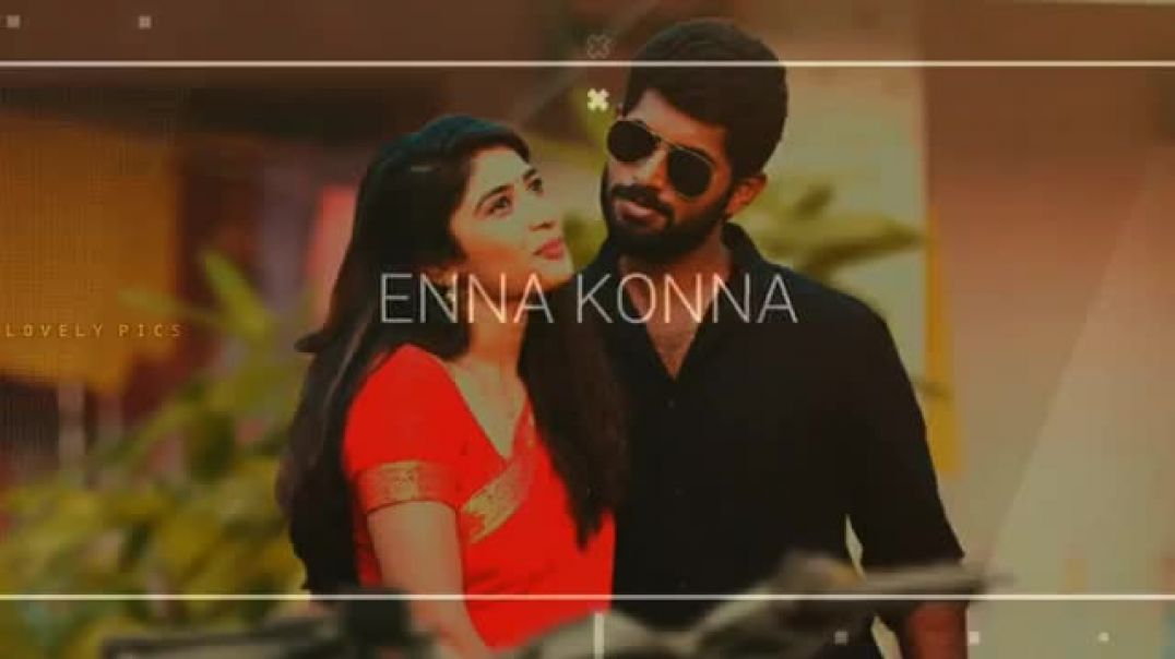 Whatsapp Tamil Song Status for Love Feeling Lyrics Download in Mp4 HD