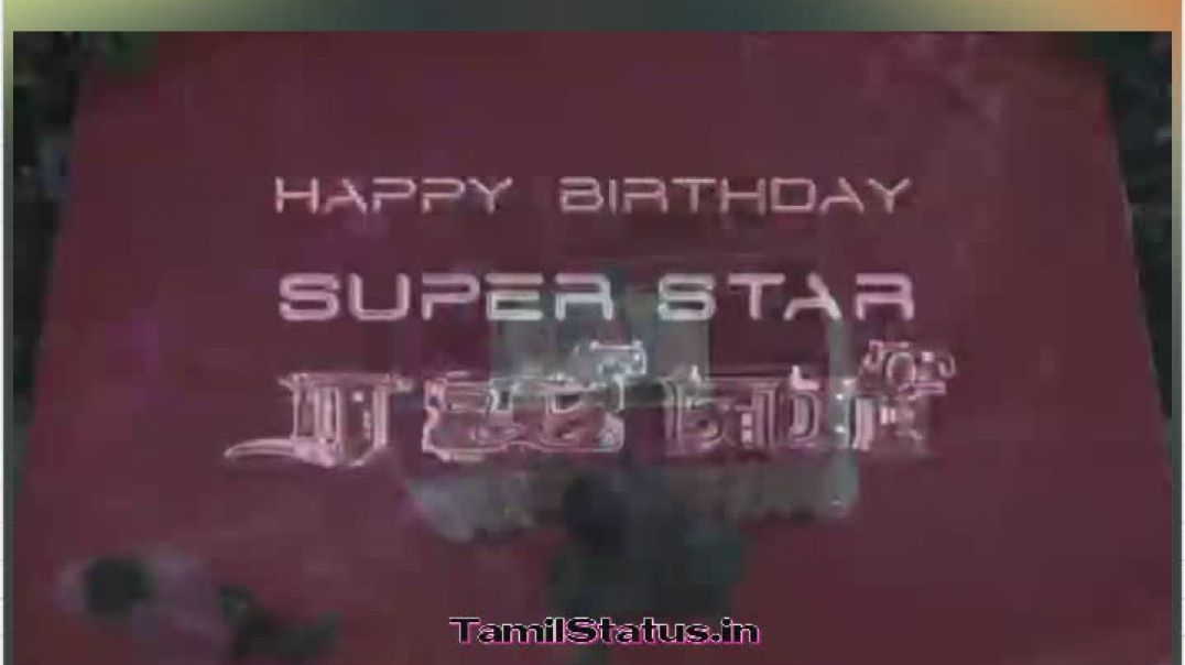 Super Star Rajinikanth Birthday WhatsApp Status Download 2019 Edition