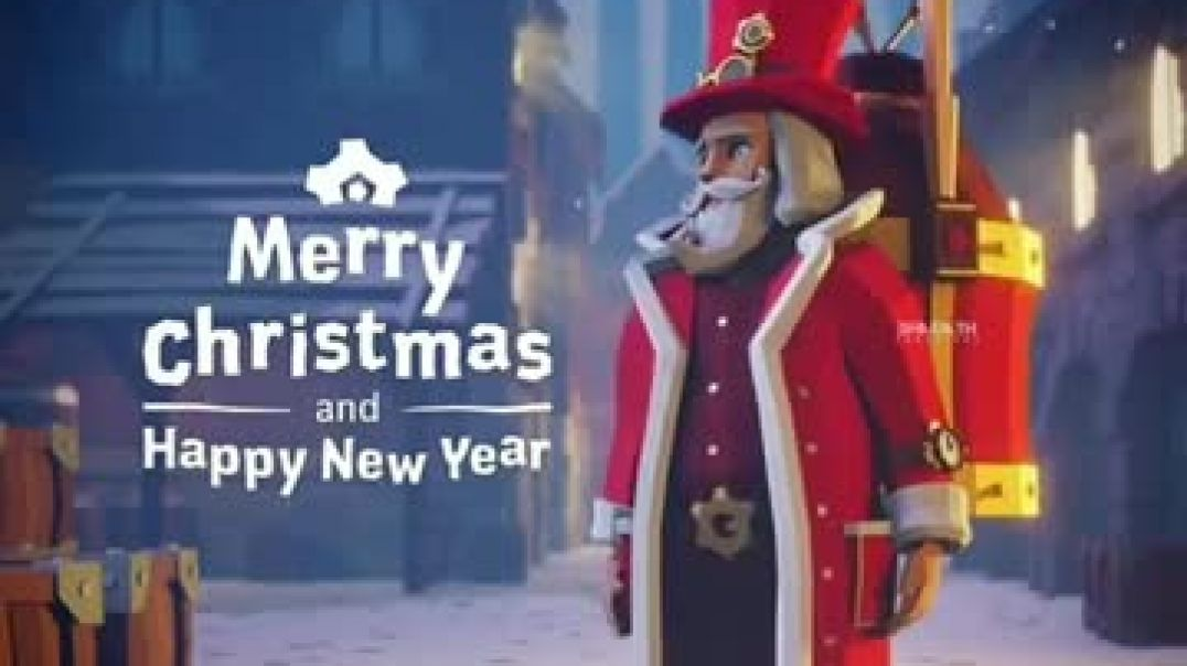 Happy Merry Christmas 2019th Version Instagram Story and Whatsapp Status Download