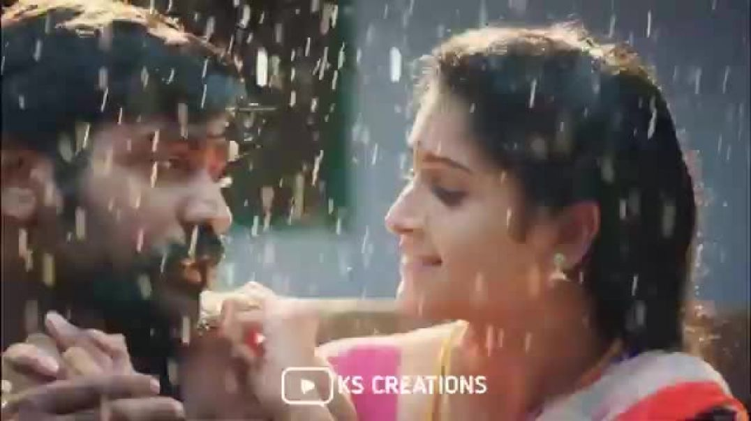 Cute Couple Whatsapp Status | Enakaga Poranthaye Song Status for whatsapp Video in Full HD Download