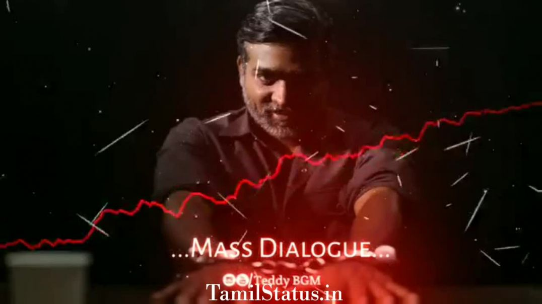Vijaysethupathi Mass Dialogue WhatsApp Status Download in Tamil