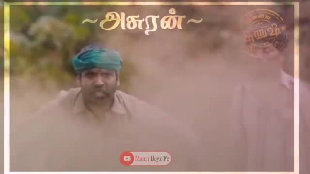 Asuran Mass Dialogue Whatsapp Status Download