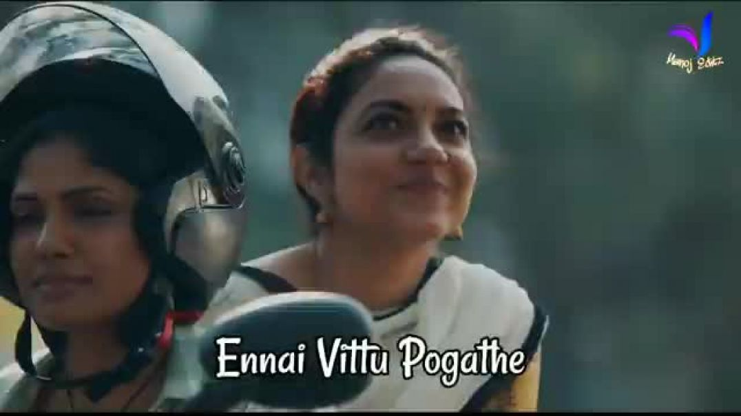 Ennai Vittu Engum Pogathey Song Status for Whatsapp video story